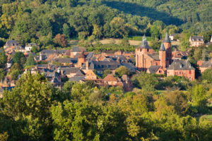 Collonges La Rouge Correze ADRT Image