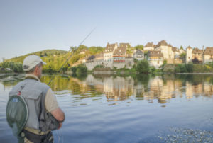 Fly Fishing in Correze