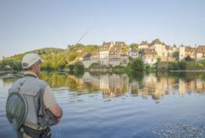 Fly Fishing in Correze