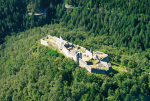 Chateau Ventadour Egletons Correze ADRT Image
