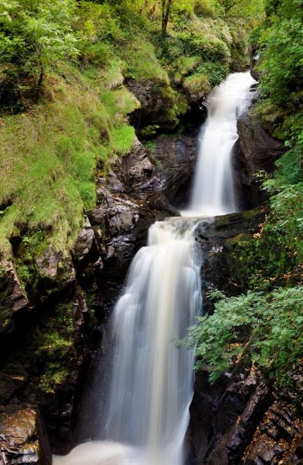 Cascades de Gimel